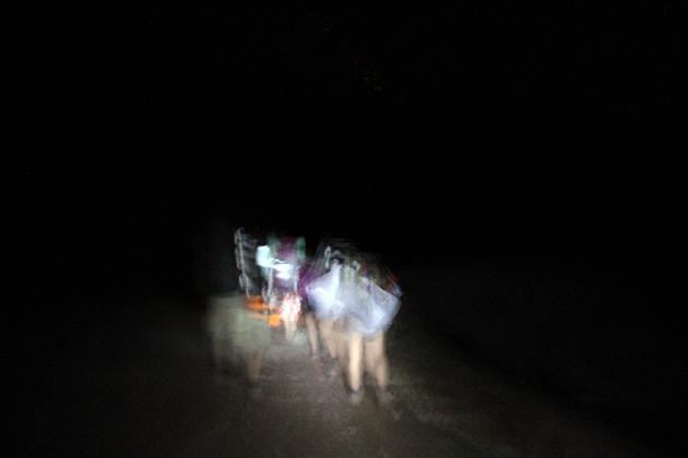 Horror Hike