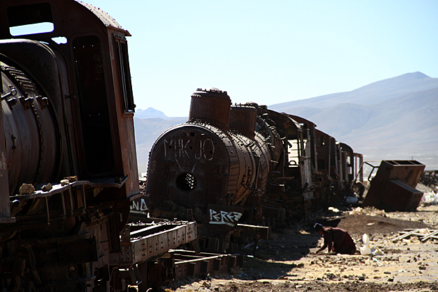 Gold Train Bolivia