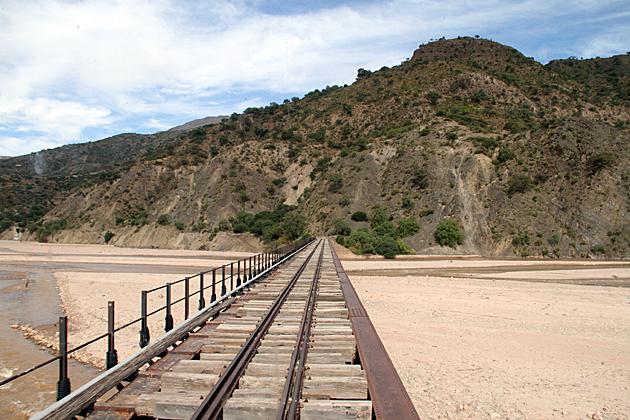 Bolivia Valley
