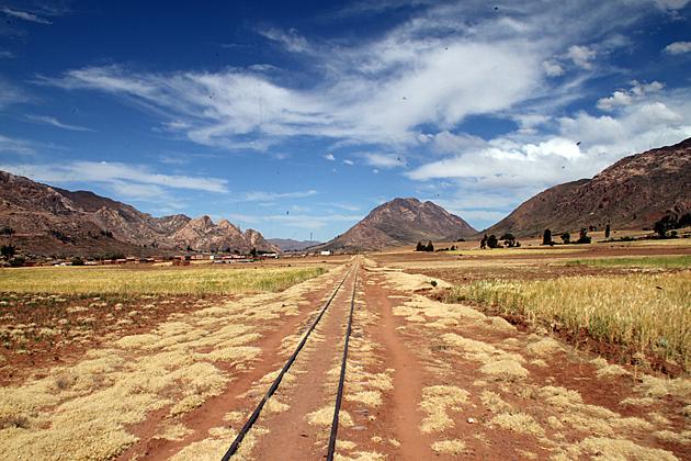 Flats Bolivia