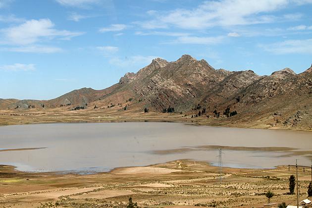 Lake Bolivia