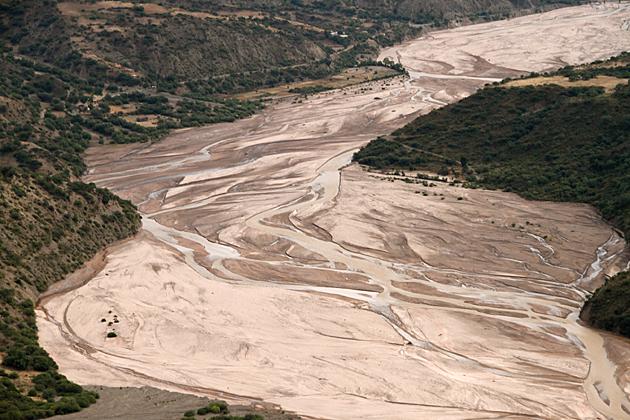 River Bolivia