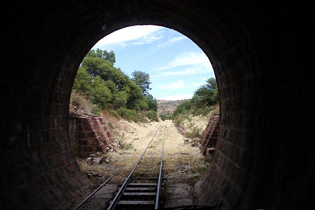 Tunnel Bolivia