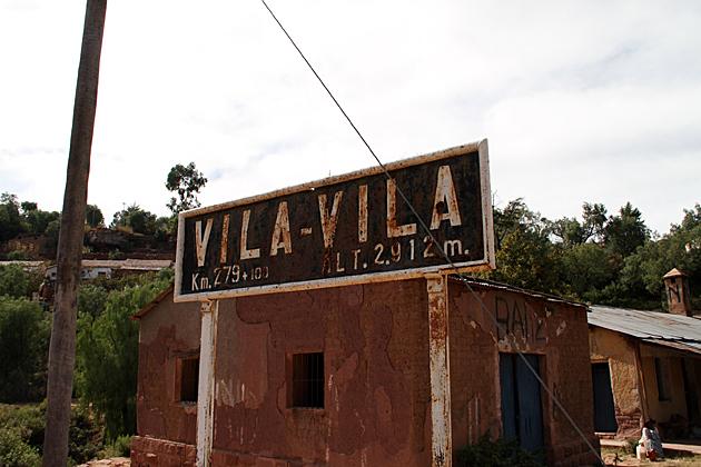 Vila Vila Bolivia