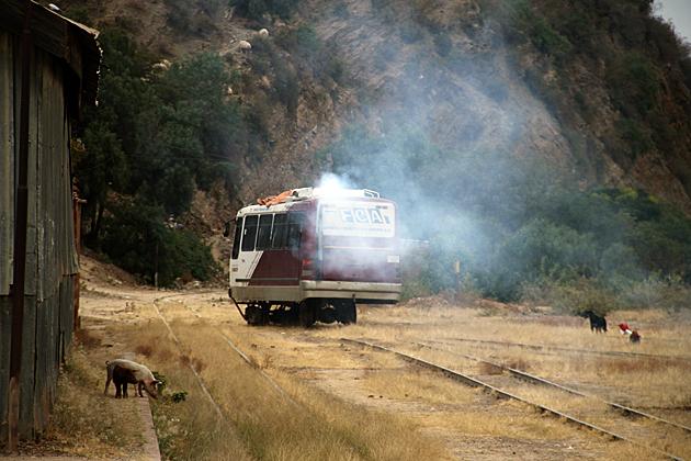 Train Sucre Potosi