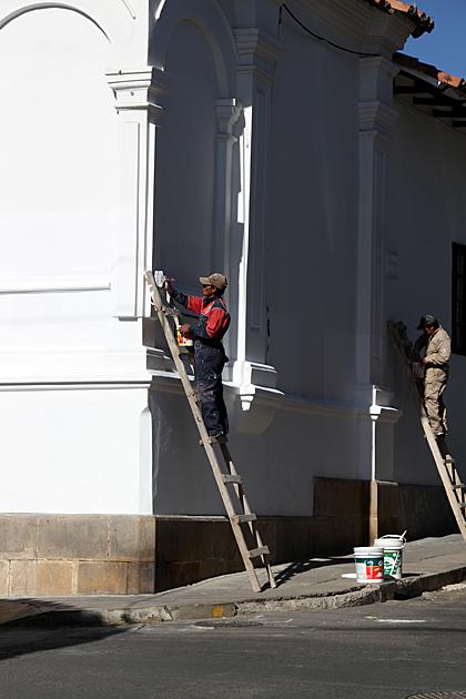 Sucre Paint Job