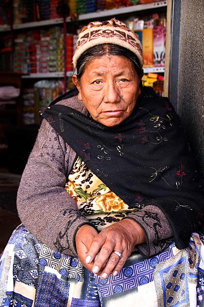 Bruja Bolivia