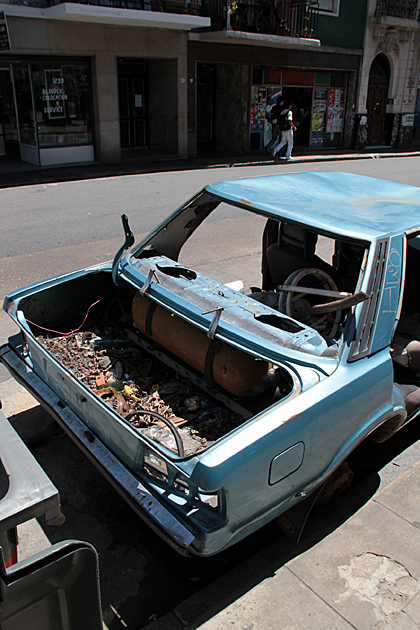 Buenos Aires Car