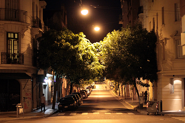 San Telmo Noche