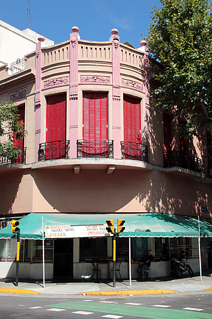 Pink House Buenos Aires