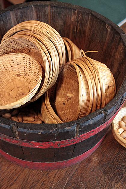 Peanut Basket