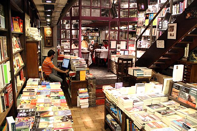 Book Bar Buenos Aires