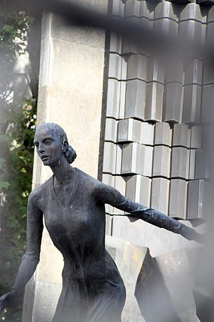 Running Evita Peron
