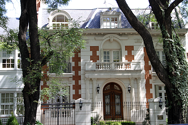 Mansion Belgrano