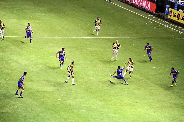Boca Juniors Player