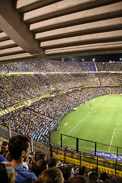 Boca Juniors Tickets