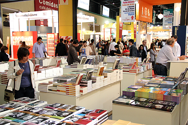 International Book Fair Buenos Aires