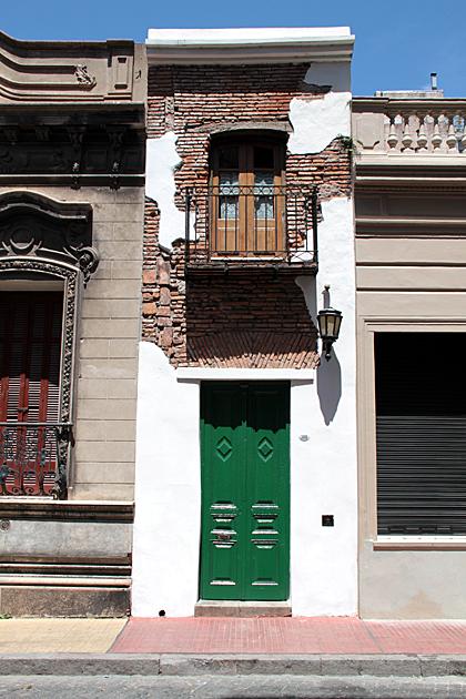 Smallest House San Telmo