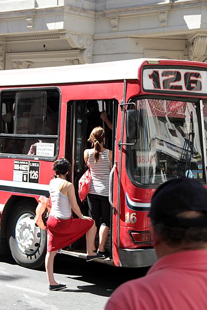 Sexy Bus