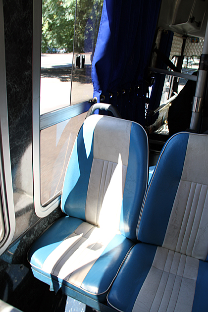 Bus Buenos Aires