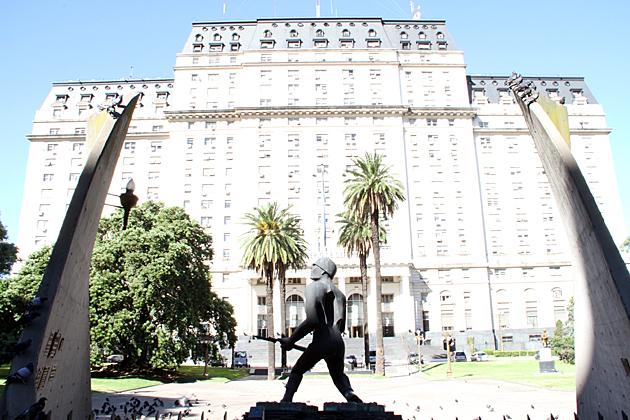 Defense Buenos Aires