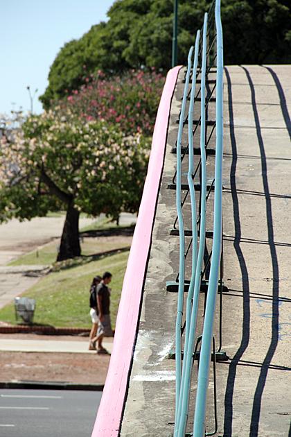 Pink Bridge