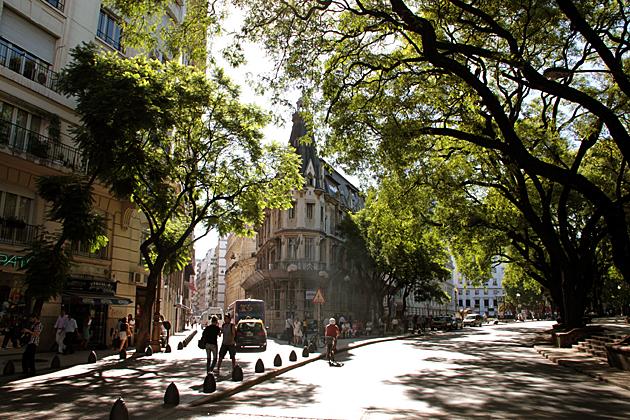 Avenida Buenos Aires
