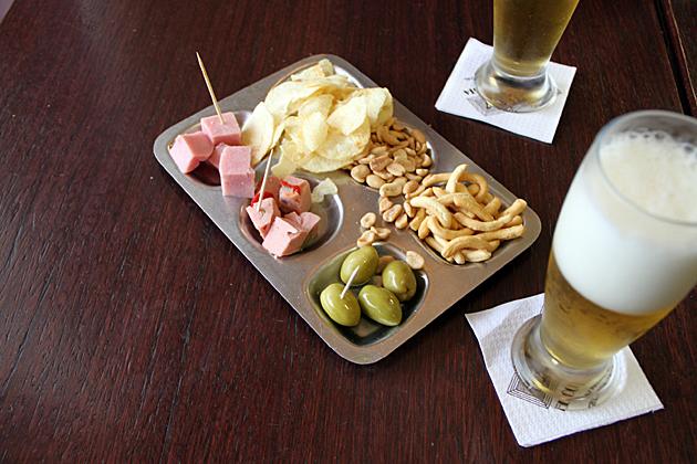 Beer Snack