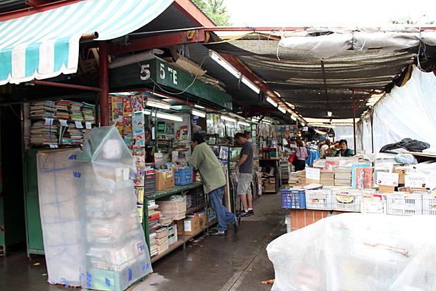 Book Market Buenos Aires