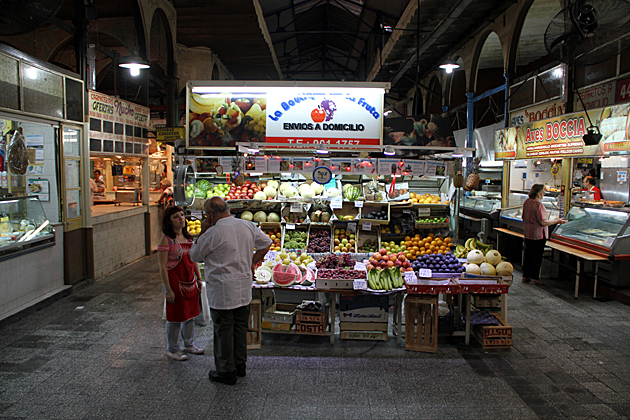 Market Buenos Aires
