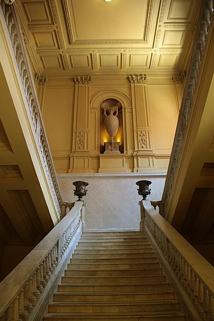 Casa Rosada Stairs