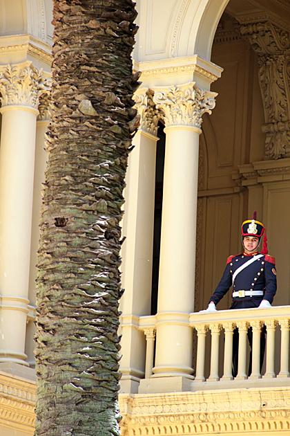 Guard Argentina