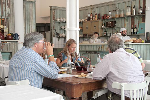 Restaurant San Telmo