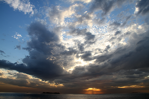 Sunset Uruguay