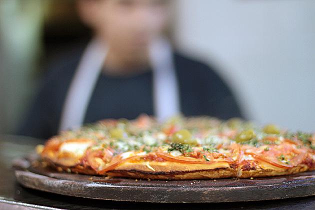 El Cuartito Pizza