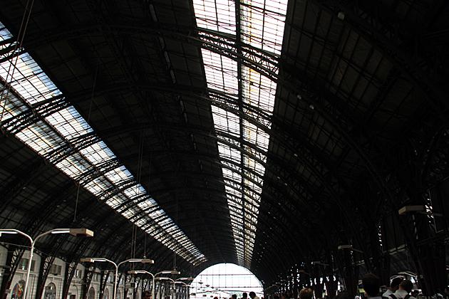 Evita Train Station
