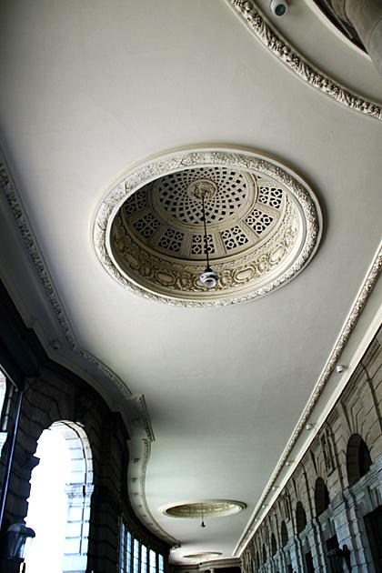 Retiro Architecture