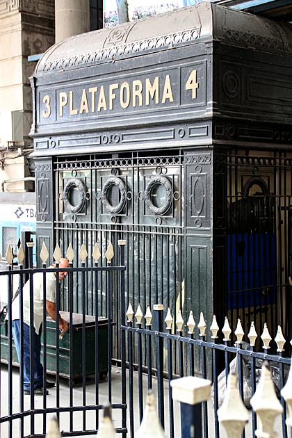 Retiro Platforma
