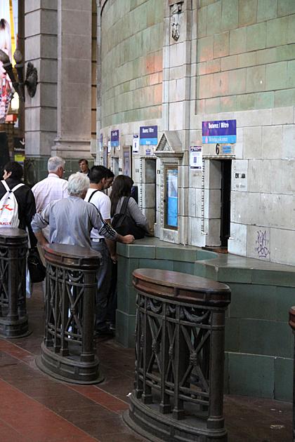 Train Tickets Argentina