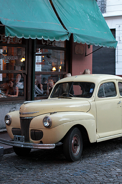 Old Timer Buenos Aires