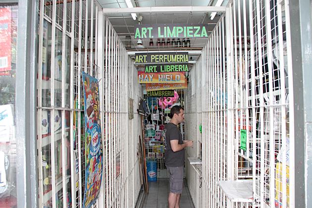 Prison Store