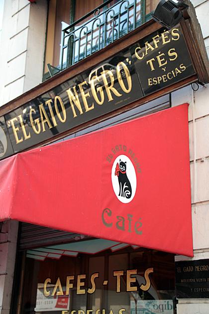 Cafe Gato Negro
