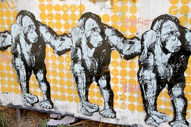 Graffiti Monkey