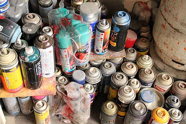 Graffiti Tools