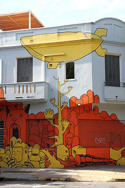 Gualicho Graffiti