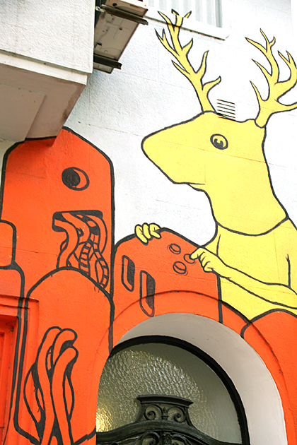 Urban Art Animals