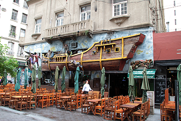 Pirate House Buenos Aires