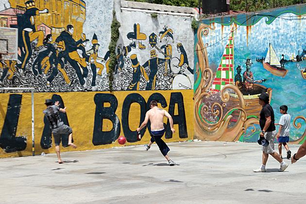 Boca Soccer