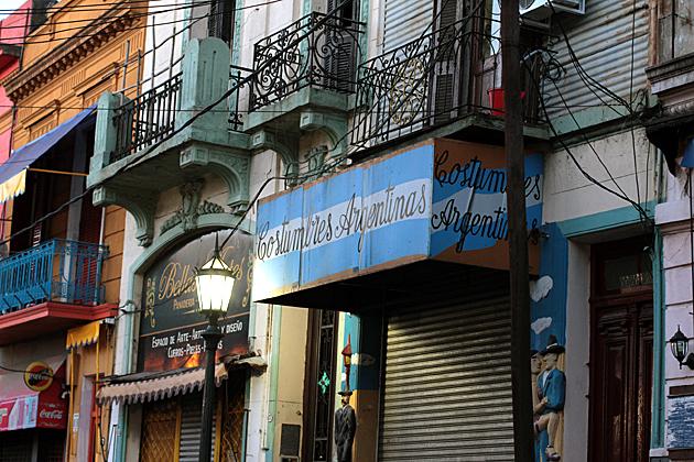 Costumbres Buenos Aires