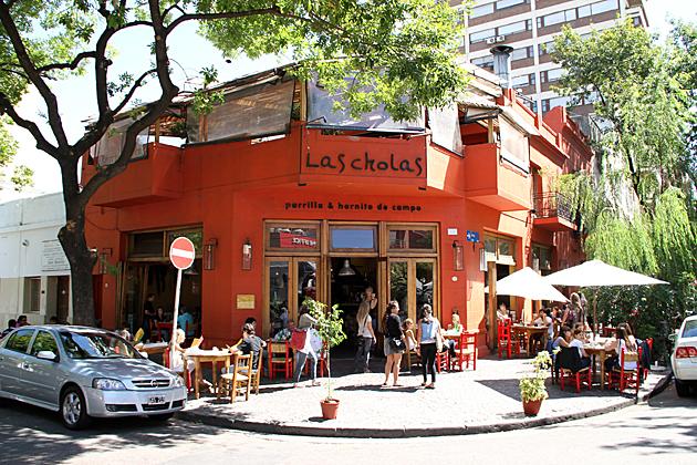 Restaurante Las Cholas
